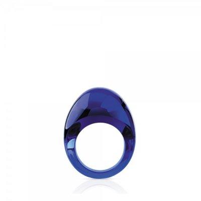 bague-cristal-bleu-cap-ferrat-gourmande-lalique