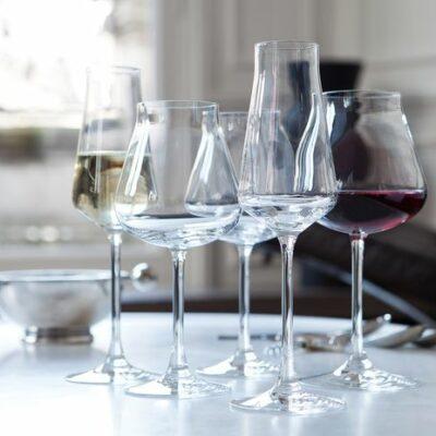 Château baccarat vin blanc