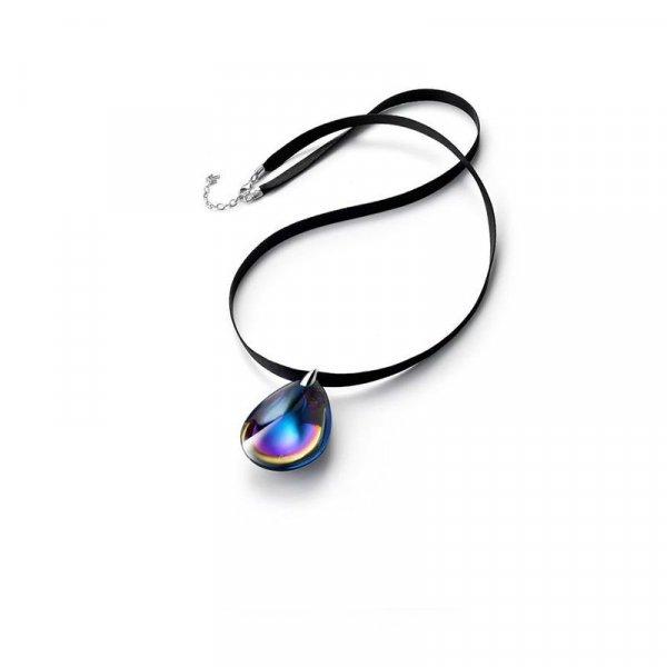 pendentif psydelic en cristal Baccarat