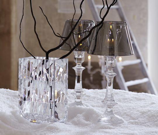 Vase-louxor-surface-diamant-Baccarat