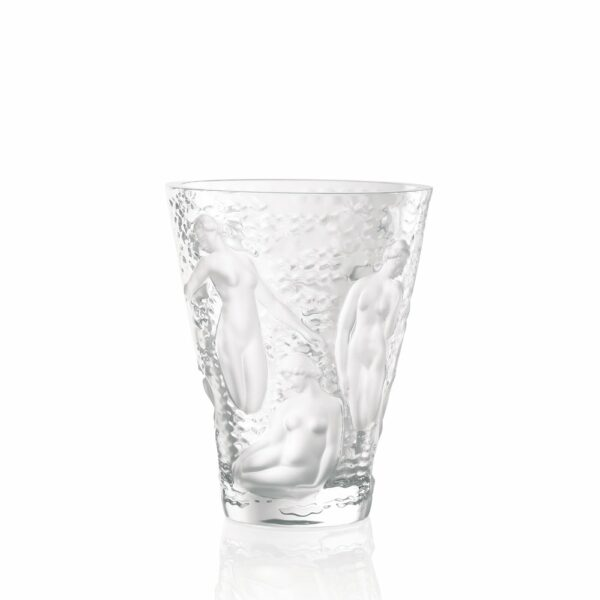Vase-Ondines-crystal-Lalique