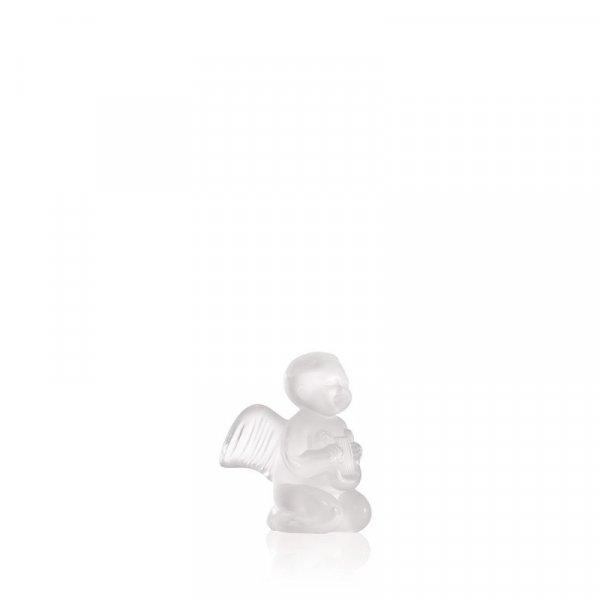Angelot-lyre-Lalique
