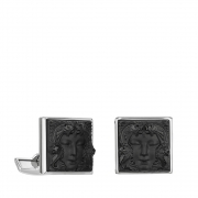 Arethuse-crystal-cufflinks-Lalique