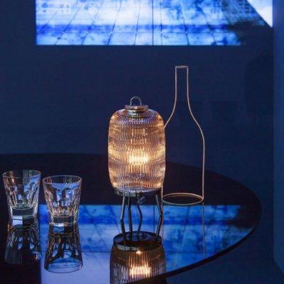 Lampe-ambiance-cristal-celeste-baccarat
