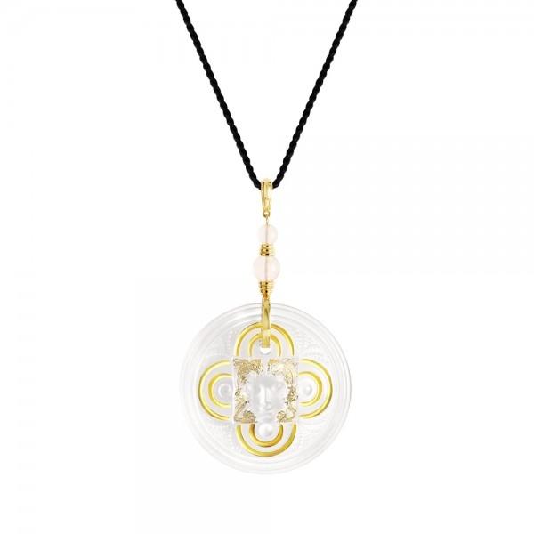 medaille-arethuse-vermeil-lalique