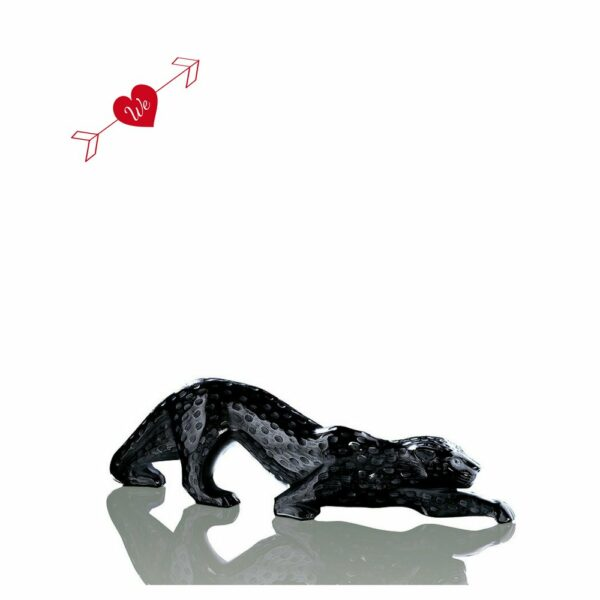Panthere-Zeila-cristal-noir-Lalique