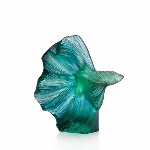 Poisson-combattant-cristal-Lalique