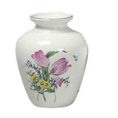 Earthenware Lunéville Vases