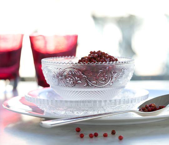 assiette-dessert-arabesque-Baccarat
