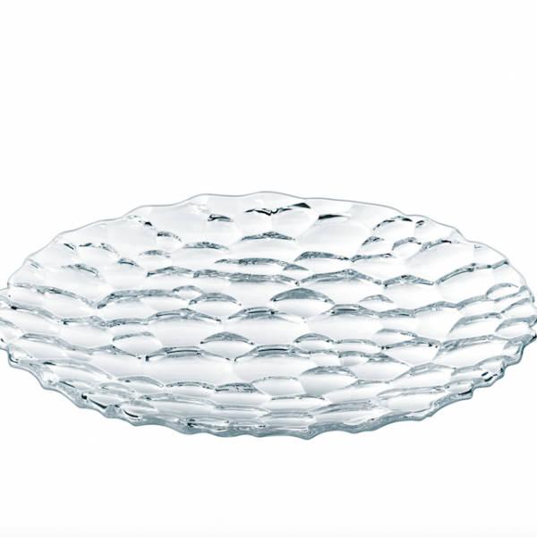 assiette-cristal-sphere-32-ronde