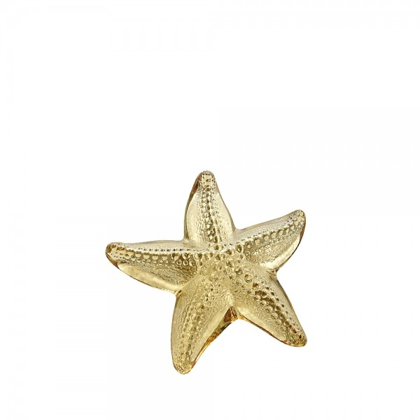 etoile-de-mer-lalique-lustre-or