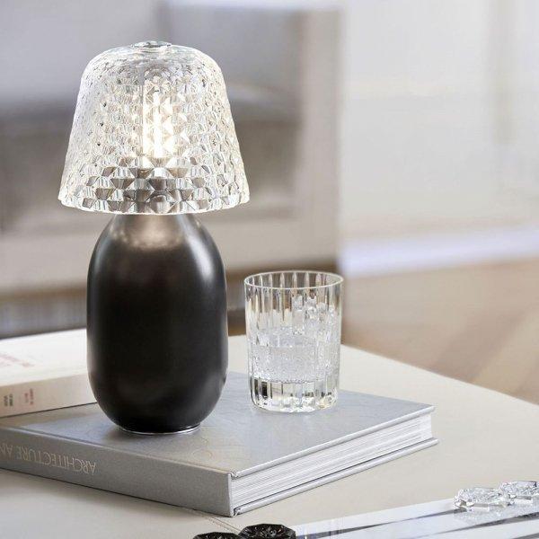 lampe-noir-cristalcandy-light-baccarat