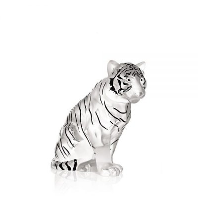 tigre-assis-emaille-lalique