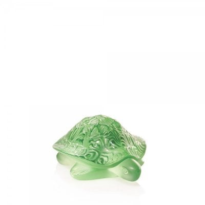 tortue-sidonie-lalique-verte