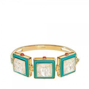 bracelet-arethuse-lalique-vermeil