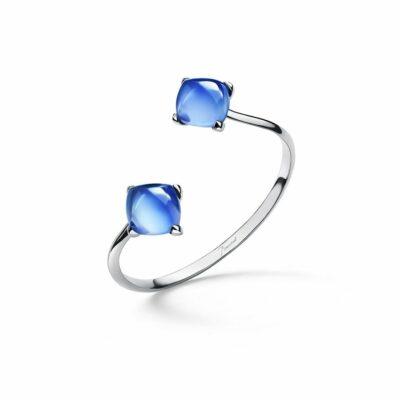 Bracelet-medicis-bleu-riviera-baccarat