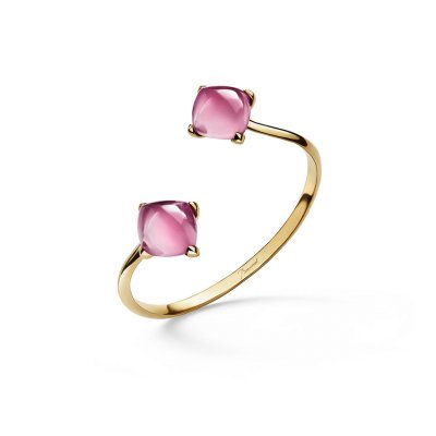 Bracelet-medicis-rose-baccarat