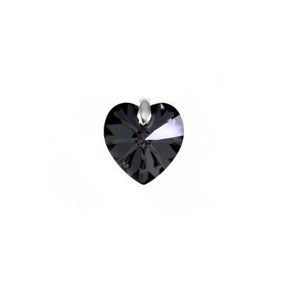 Coeur-cristal-noir-Swarovski