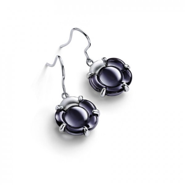 Earrings-b-flower-crystal-baccarat