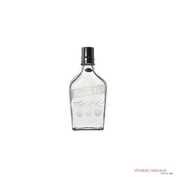 Flasque-cristal-alcool-eau-de-vie