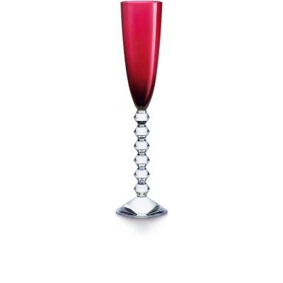 Flute-Vega-rouge-Baccarat
