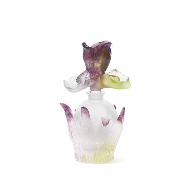 Iris-flacon-parfum-daum