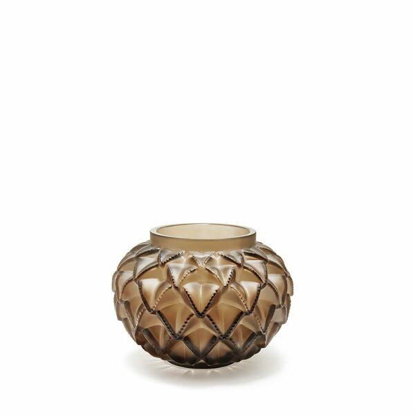 Lalique languedoc small vase