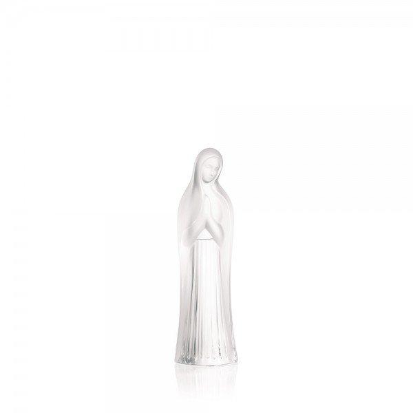 statuette-vierge-cristal-lalique