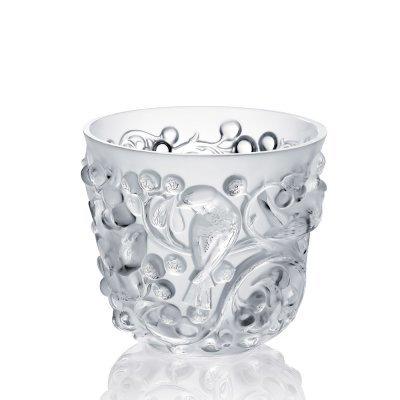 Vase-Availlon-Lalique