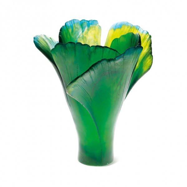 vase-ginkgo-30cm-daum