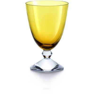 Vega-Verre-bas-Baccarat-ambre