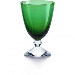 Vega-Verre-bas-Baccarat-vert