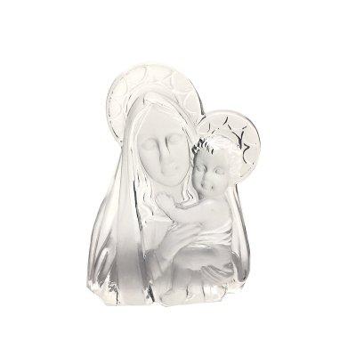 Vierge-enfant-cristal