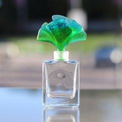 flacon de ârfum Ginkgo vert Daum France