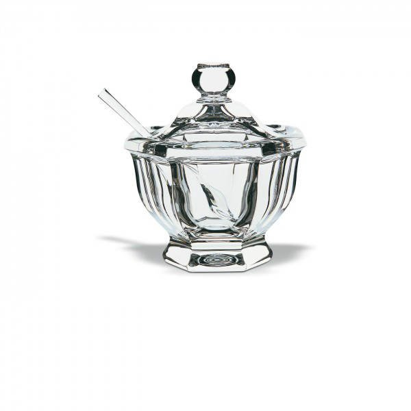harcourt missouri confiturier baccarat vessiere cristaux. Black Bedroom Furniture Sets. Home Design Ideas
