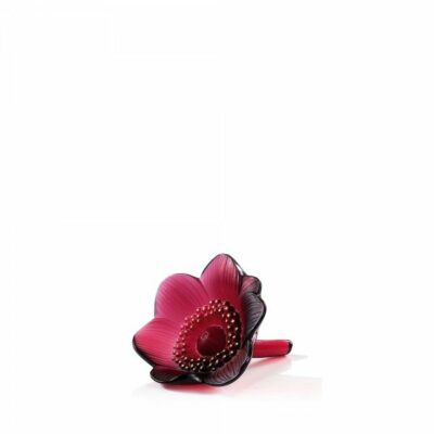 sculpture-anemone-gm-lalique-rouge