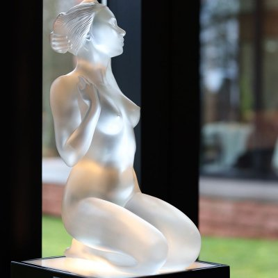 Aphrodite cristal lalique