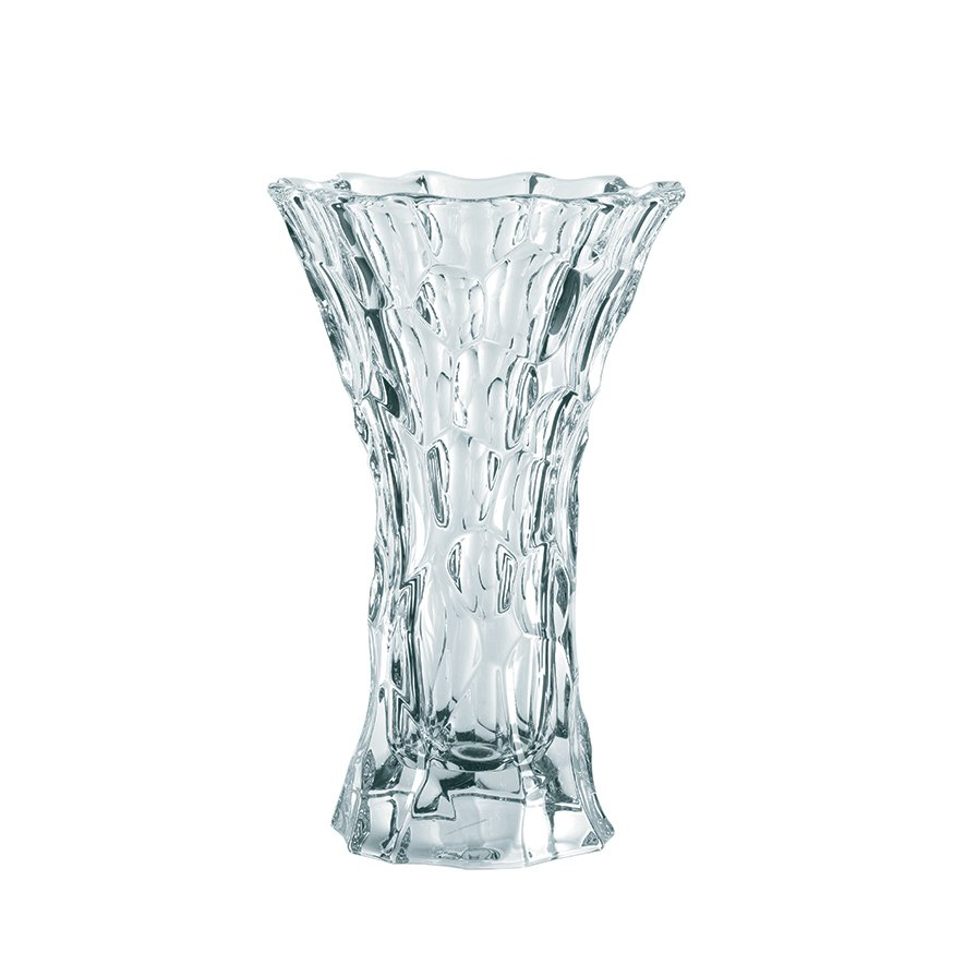 Sphere Crystal Vase Nachtmann Vessiere Cristaux