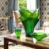 vase en pate de cristal magnum ginkgo Daum France