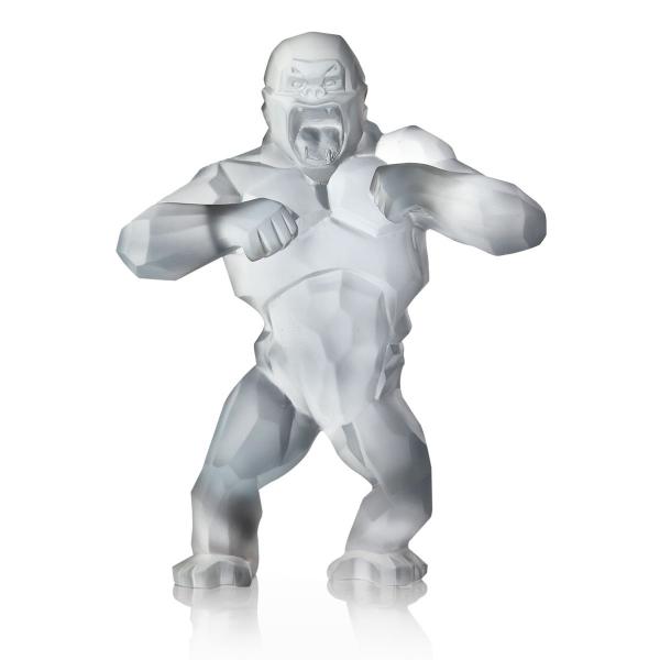 sculpture-kong-cristal-blanc-orlinski-daum-france