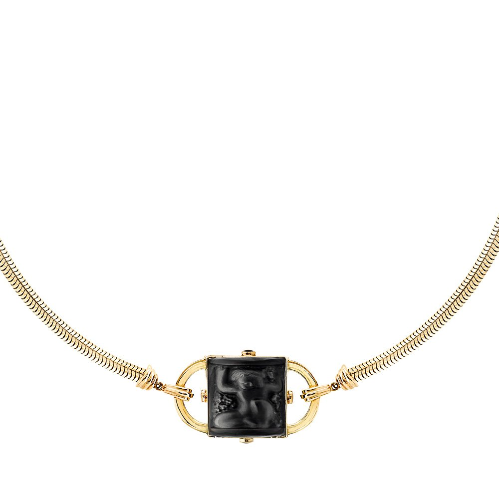 COLLIER-NYSA-LALIQUE