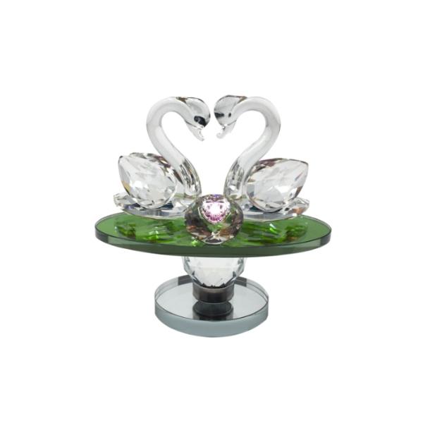 Cygne-cristal-coeur