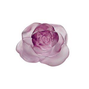 Collection Fleurs rose passion Daum