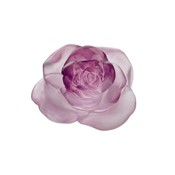 fleur-rose-daum-cristal
