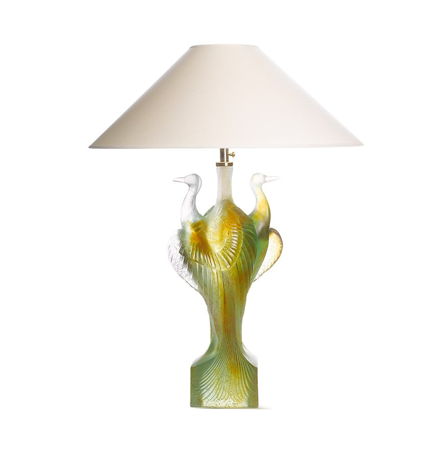 HERON LAMP DAUM