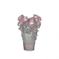 Mini-vase-vert-rose-Daum