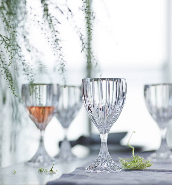 verre vin cristal prestige x4 vessiere cristaux. Black Bedroom Furniture Sets. Home Design Ideas