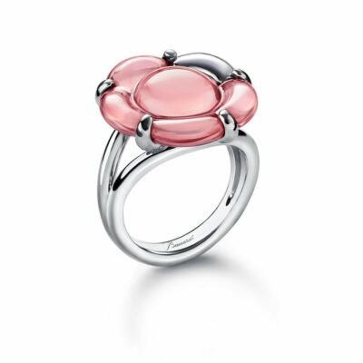 Bague-B-Flower-rose-Baccarat