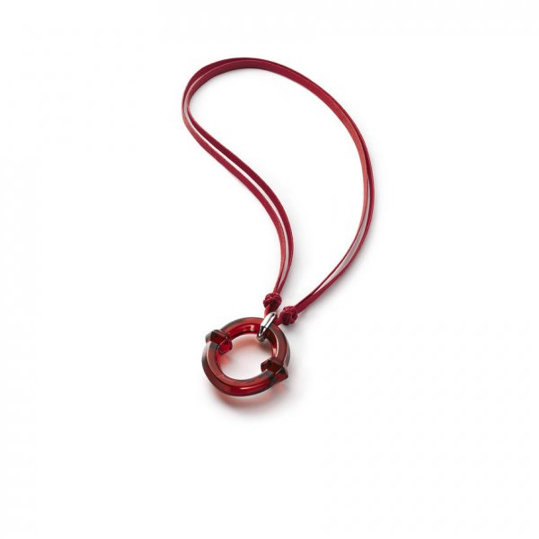 Collier-b-mania-rouge-Baccarat