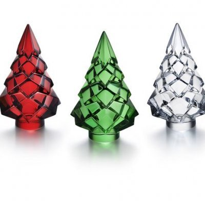 Sapins-rouge-cristal-Baccarat